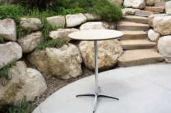 36 Inch Bistro Table