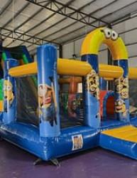 miniion11 1619021000 Minions Slide, Obstacle, Jumper Combo