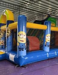 miniion15 1619021000 Minions Slide, Obstacle, Jumper Combo