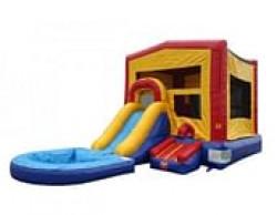 Mod Pool & Slide Combo