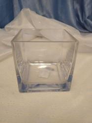 Square Vase- Small