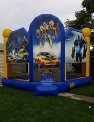The Transformers Bouncer