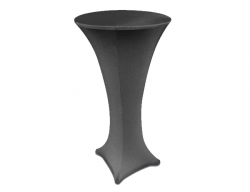 Black Spandex/Lycra Cover - Suit Dry Bar