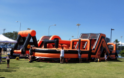 Firestorm Obstacle Course