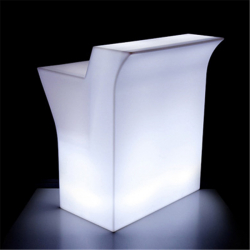 Illuminated Glow Bar - Straight