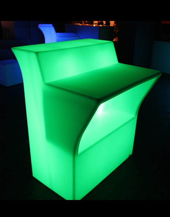 Illuminated Glow Bar – Straight