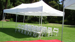 Marquee DIY Pop Up - 3m x 6m