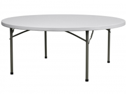 Round Banquet Table 1500