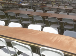 Trestle Table 1800