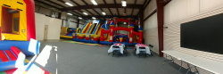 Indoor Party Zone 11am to 1pm