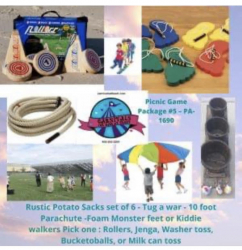 Picnic Game Package #5 – PA-1690