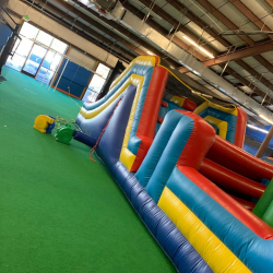 30ft Obstacle Course - $325