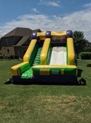 12' Summer Splash Water Slide - $250