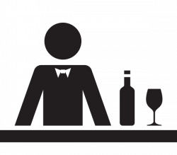 Wait Staff - Bartender Service - Male