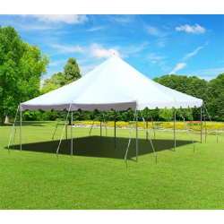 Tent - Canopy Pole Tent - 20 x 20