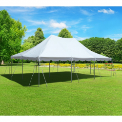 Tent - Canopy Pole Tent - 20 x 30