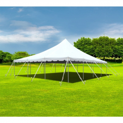 Tent - Canopy Pole Tent - 30 x 40