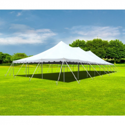Tent - Canopy Pole Tent - 30 x 90