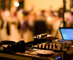 DJ Services - Premium Set Up
