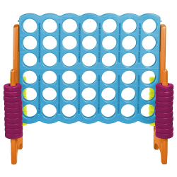 Giant Connect Four - Premium Color