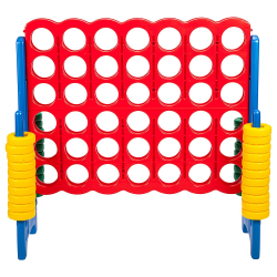 Giant Connect Four - Primary Color