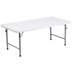 Kids Folding Table - 24 x 48