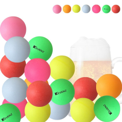 Multiple Color Ping-Pong Balls - 40mm