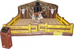Premium Mechanical Bull