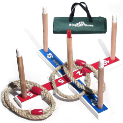 Ring Toss Games - Wooden
