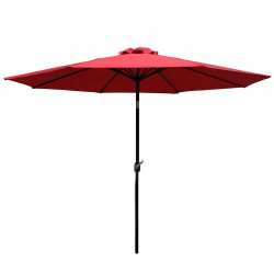 Umbrella - Bright Red