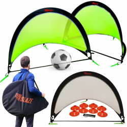 Trail Blaze - Pop Up Soccer Goals