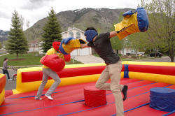 Jousting and Boxing