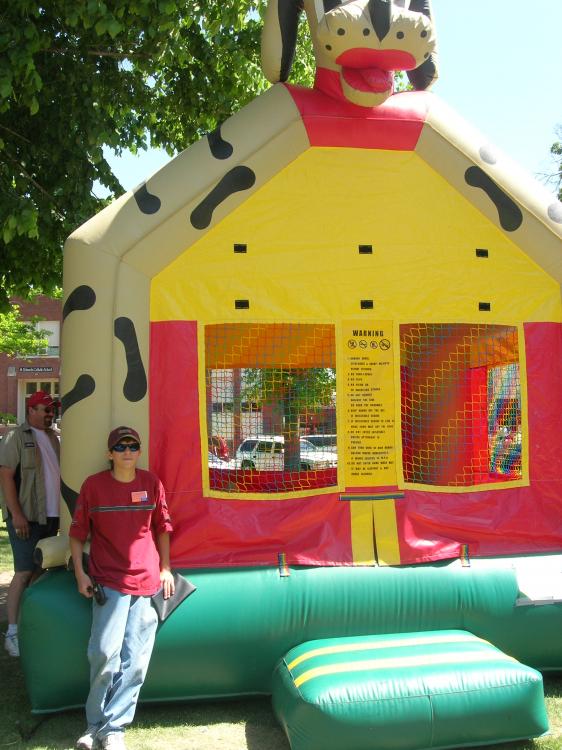 Enjoyable Puppy Dog Bounce House Checketts Amusements Home Interior And Landscaping Spoatsignezvosmurscom