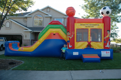 Sports Bounce and Slide