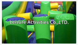 New I Extreme Obstacle Course