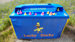 Lucky Ducky Classic Carnival Duck Pond for Kids