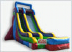 New 22' Tall Giant Slide (Dry)