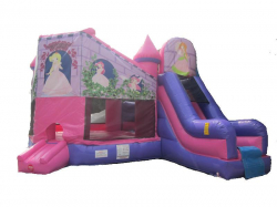 Princess Party! Bounce and Slide Combo