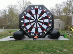 Giant Soccer Darts