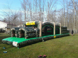 40 FT Black Ops Obstacle