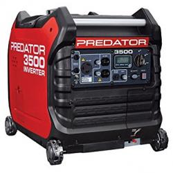 3500 inverter/generator super quiet