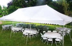 20x40 Frame Tent Package