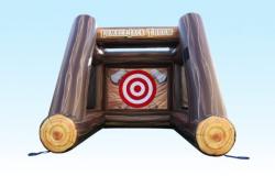Lumberjack Throw  13x13x11