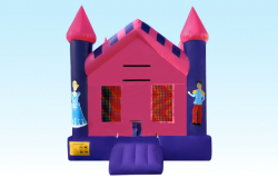 Princess Castle  (13x13x15)