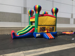 Party Balloon W/Slide  (22x13x15)