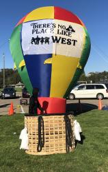 Giant Hot Air Ballon