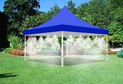Misting Cooling Tent