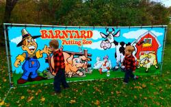 Barnyard Petting Zoo