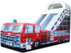Firetuck Slide