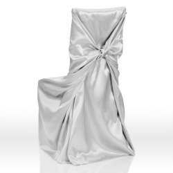 Universal Satin Chair Covers